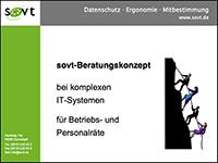 sovt-Beratungskonzept für Mitbestimmung bei komplexen IT-Systemen
