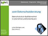 sovt-Datenschutzberatung