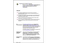 Feinanalyse Software-Ergonomie Workshop zum Isonorm-Fragebogen