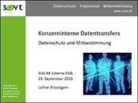Download PDF Konzerninterne Datentransfers