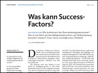 Artikel über SAP SuuccessFactors Recruiting